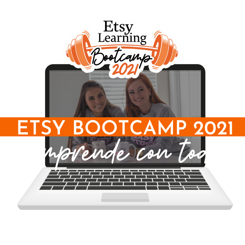 Etsy Bootcamp 2021: Aprende a vender en Etsy desde cualquier parte del mundo - Curso online